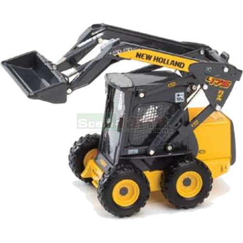 New Holland L175 Skid Loader (ROS 00199)