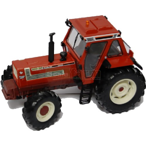 Fiat 160-90 Turbo DT Ltd Edition Red Tractor (ROS 30116)