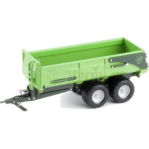 Miedema HST 175 Tipping Trailer - Green (ROS 60206)
