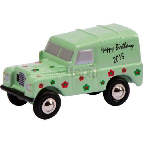Land Rover - Happy Birthday (Schuco 05026)