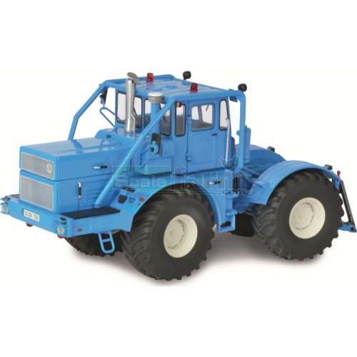Kirovets K-700A 4WD Tractor - Blue (Schuco 07717)
