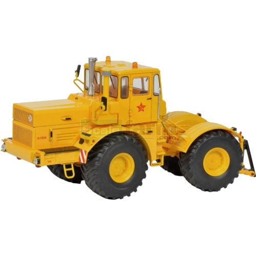 Kirovets K-700A 4WD Tractor - Yellow (Schuco 07718)