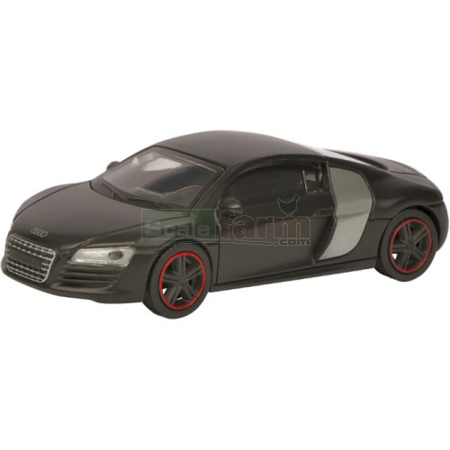 Audi R8 Coupe - Black (Schuco 20127)