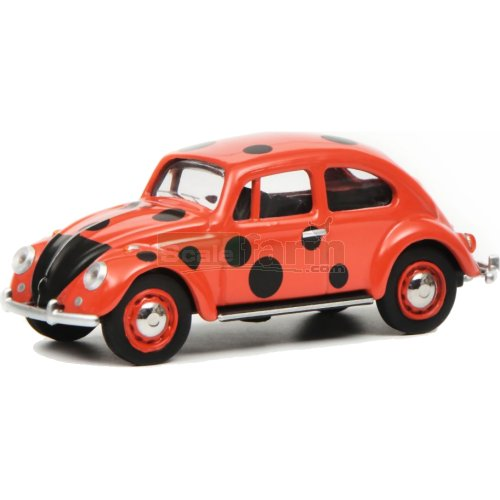 VW Beetle - Lady Bug (Schuco  20169)
