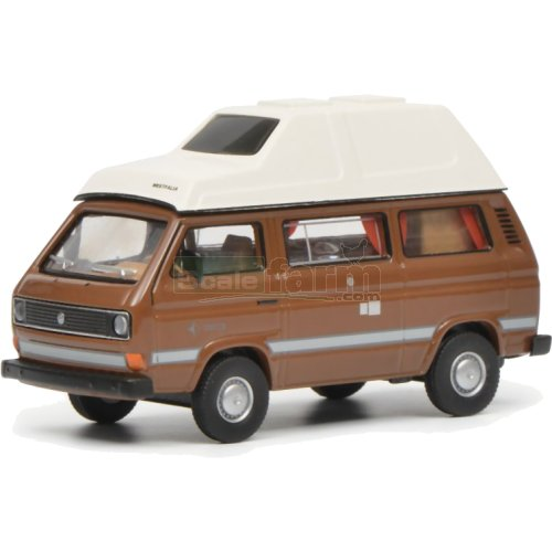 VW T3 Camper - Brown (Schuco  20182)