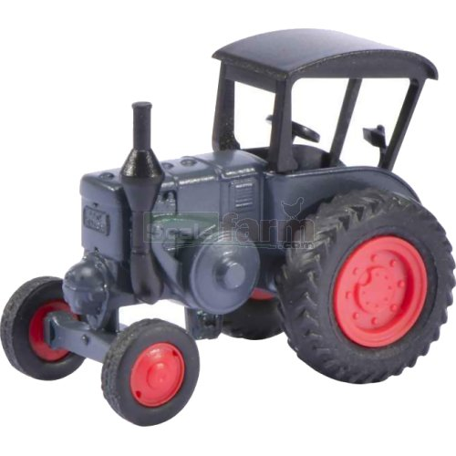 Lanz Bulldog Tractor with Roof (Schuco 26192)