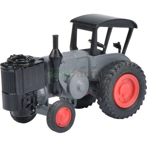 Lanz Bulldog Tractor with Wood Generator (Schuco 26297)