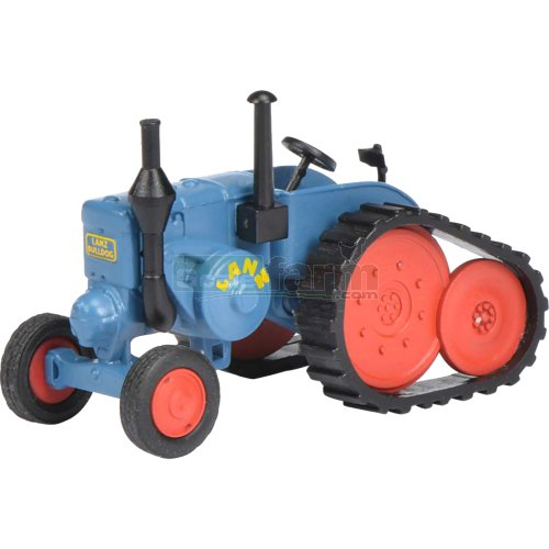 Lanz Bulldog Tractor with Caterpillar (Schuco 26298)