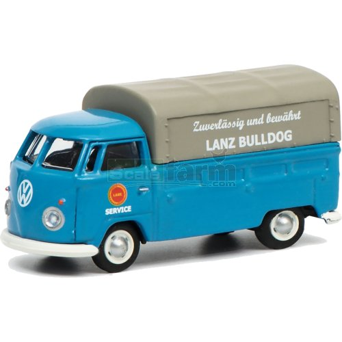 VW T1c Pickup with Tarpaulin - Lanz (Schuco 26340)
