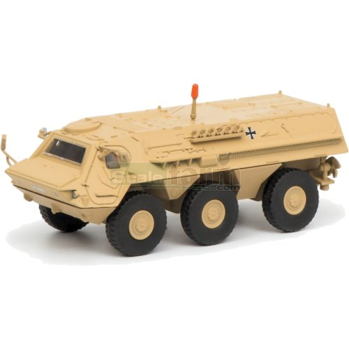 Fuchs Armour Infantry Transport - ISAF (Schuco 26357)