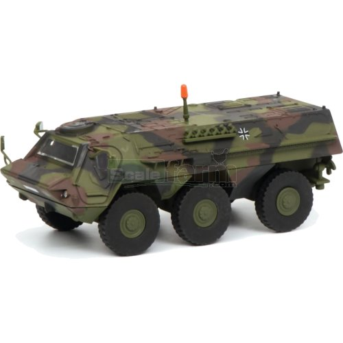 Fuchs Armour Infantry Transport - Bundeswehr (Schuco 26358)