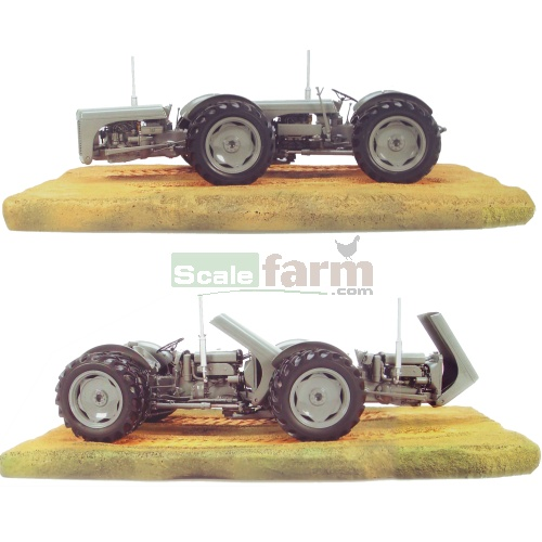 Ferguson Dual Drive TED 40 Limited Edition Diorama (Universal Hobbies 2700)