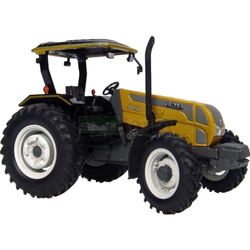 Valtra A850 Limited Edition Tractor (Gold) (Universal Hobbies 4011)