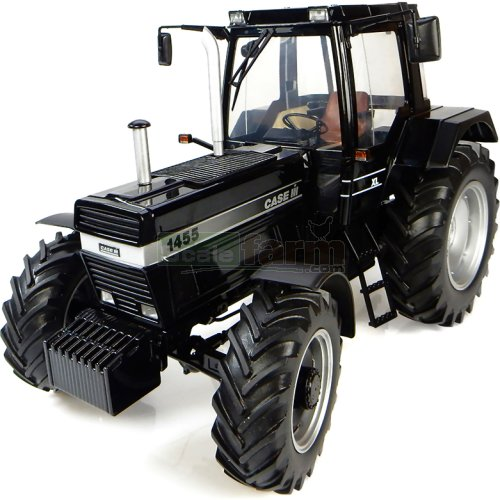 Case IH 1455XL Tractor - 'Black Edition' (Universal Hobbies 4205)
