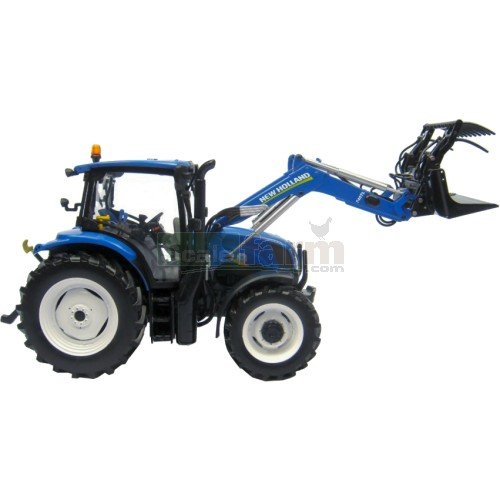 New Holland T6.140 with 740TL Front Loader (Universal Hobbies 4232)