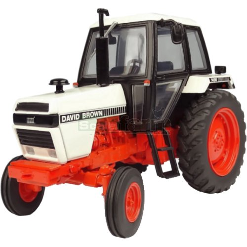 David Brown 1490 2WD (1981) Tractor (Universal Hobbies 4270)