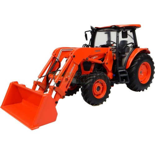 Kubota M5-111 Tractor with Front Loader (Universal Hobbies 4924)