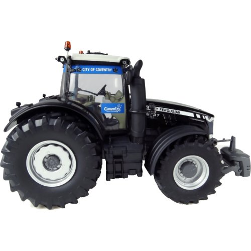 Massey Ferguson 8737 'Black Beauty' 70th Anniversary Edition Tractor (Universal Hobbies 5205)