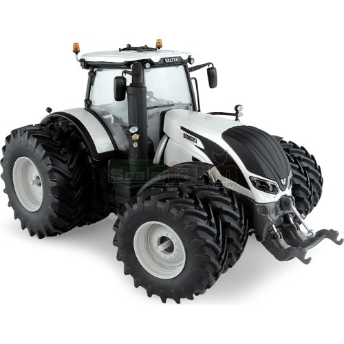 Valtra S394 Tractor with Double Wheels (White) (Universal Hobbies 5242)