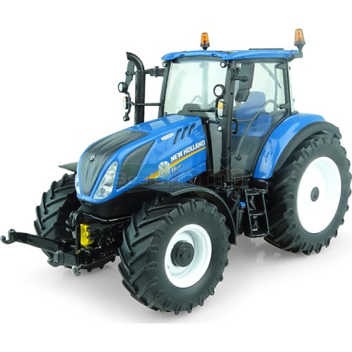 New Holland T5.110 Tractor Electrocommand (2017 Version) (Universal Hobbies 5264)