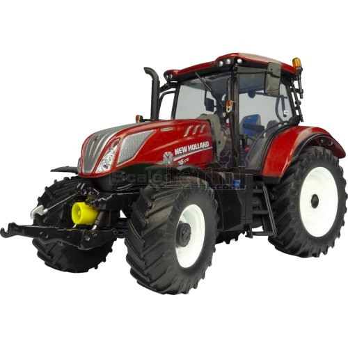 New Holland T6.175 Tractor Fiat Centenario 100th Anniversary Edition (Universal Hobbies 5375)