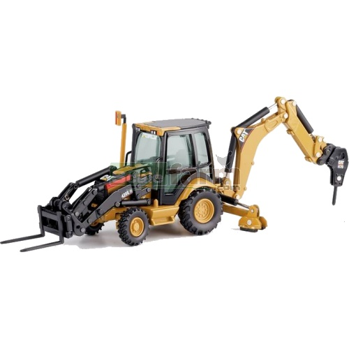 CAT 420E Backhoe Loader (Norscot 55143)