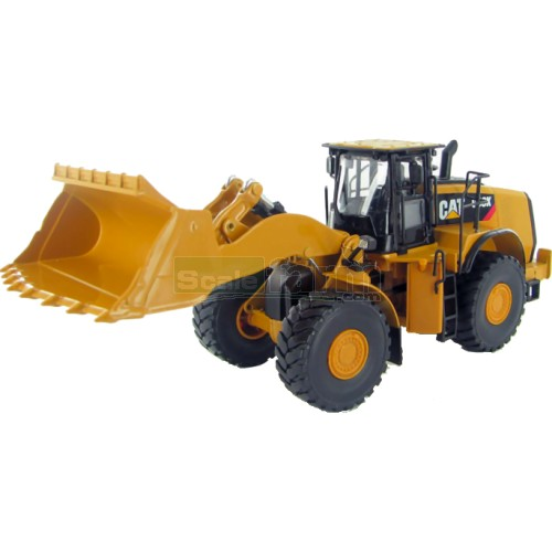 CAT 980K Wheel Loader Rock Configuration (Norscot 55296)