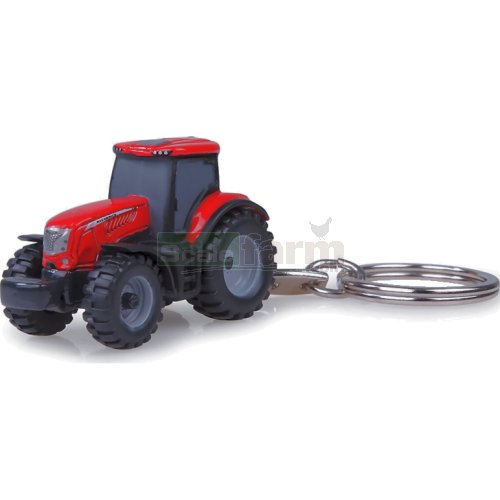 McCormick X8.680 Tractor Keyring (Red) (Universal Hobbies 5829)