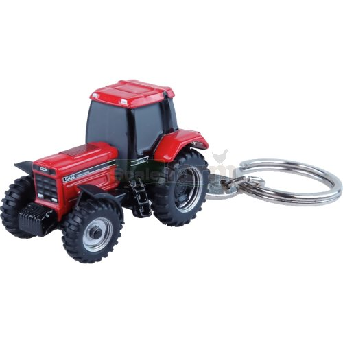 Case International 1455XL 1986 2nd Generation Tractor Keyring (Universal Hobbies 5840)