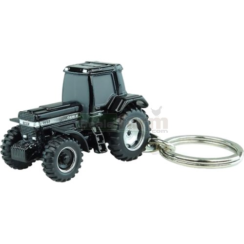 Case International 1455XL 'Black Edition' Tractor Keyring (Universal Hobbies 5843)