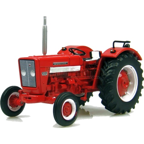 International Harvester 624 Tractor (1968) (Universal Hobbies 6088)