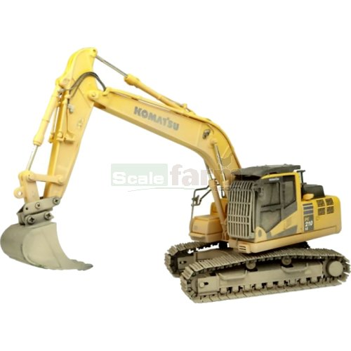 Komatsu PC210 LC-11 Excavator (Mud Effect) (Universal Hobbies 8144)