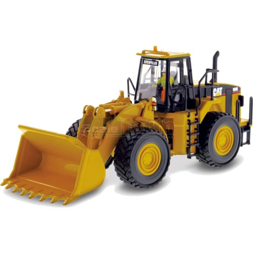 CAT 980G Wheel Loader (Diecast Masters 85027)