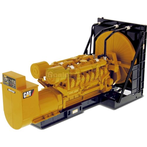 CAT 3516B Package Generator Set (Diecast Masters 85100)