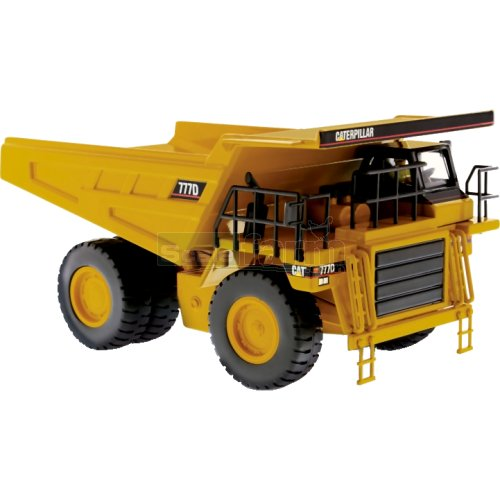 CAT 777D Off Highway Truck (Diecast Masters 85104)