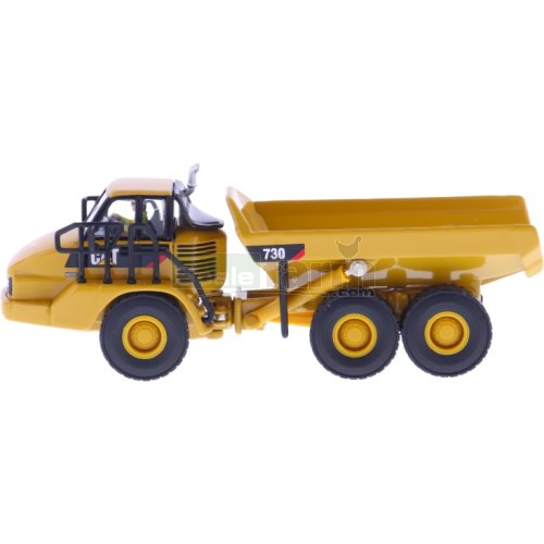 CAT 730 Articulated Dump Truck (Diecast Masters 85130)