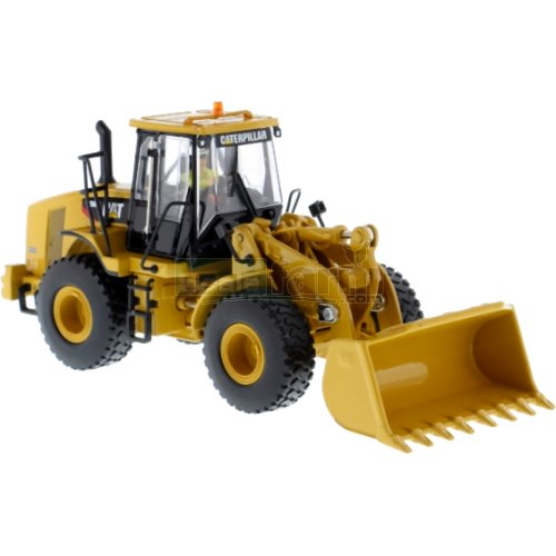 CAT 950H Wheel Loader (Diecast Masters 85196)