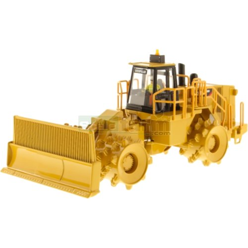 CAT 836H Landfill Compactor (Diecast Masters 85205)