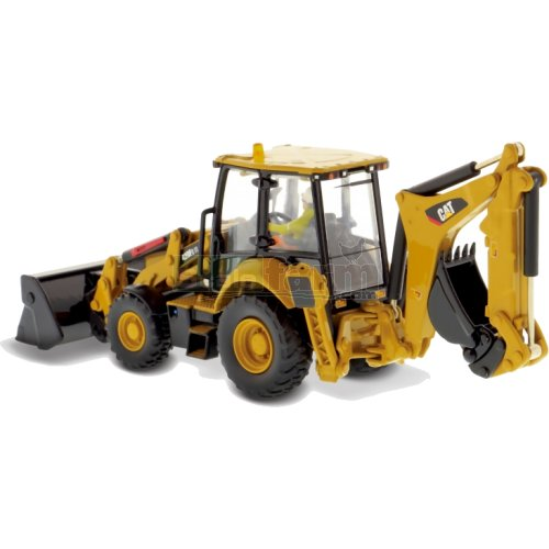 CAT 420F2 IT Backhoe Loader (Diecast Masters 85233)