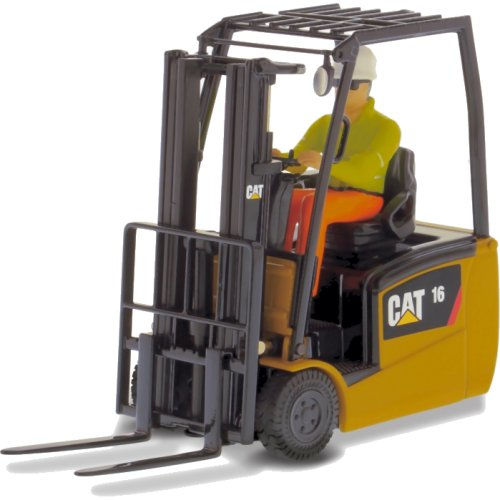 CAT EP16(C) PNY Lift Truck (Diecast Masters 85504)