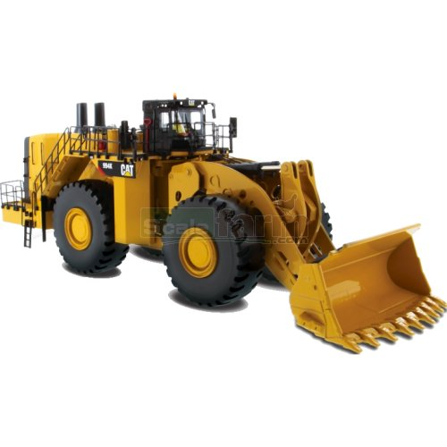 CAT 994K Wheel Loader Rock Configuration (Diecast Masters 85505)
