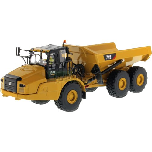 CAT 745 Articulated Off-Highway Truck (Diecast Masters 85528)