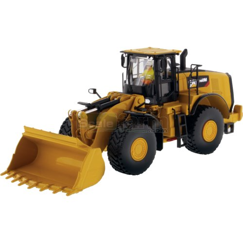 CAT 980M Wheel Loader (Diecast Masters 85543)