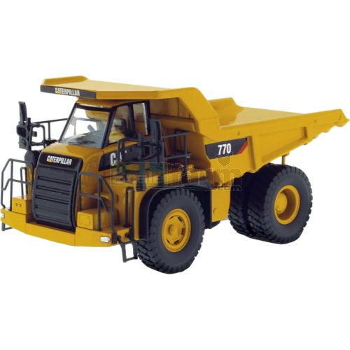 CAT 770 Off-Highway Truck (Diecast Masters 85551)