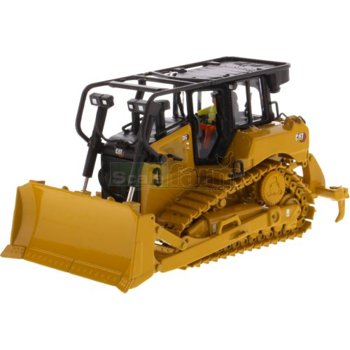 CAT D6 Track Type Bulldozer with SU Blade (Diecast Masters 85553)