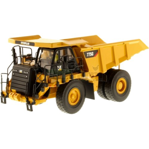 CAT 775G Off-Highway Truck (Diecast Masters 85909)
