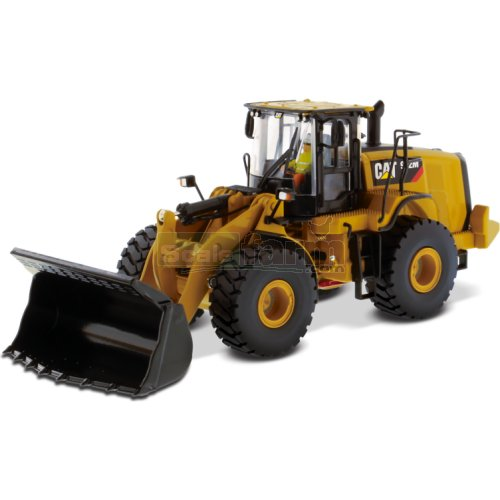 CAT 972M Wheel Loader (Diecast Masters 85927)