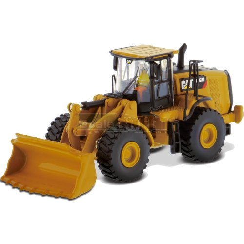 CAT 966M Wheel Loader (Diecast Masters 85948)