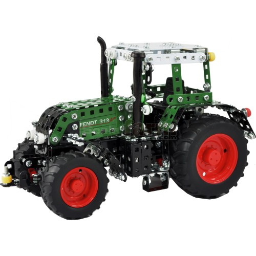 Fendt 313 Vario Tractor Construction Kit (Tronico 10067)
