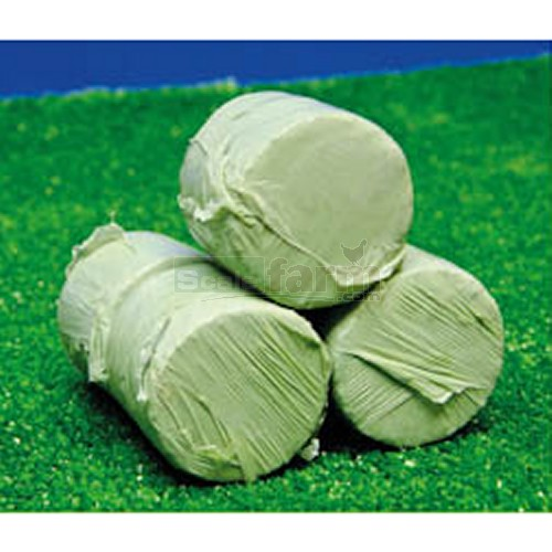 Round Bales - wrapped (Set of 4) (Kids Globe 610762)